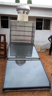 Solar Fish Dryer